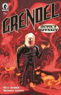 Grendel Devils Odyssey #7 CVR B Guillory