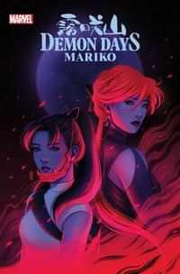 Demon Days Mariko #1 Variant Bartel