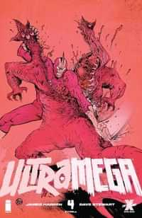 Ultramega By James Harren #4 CVR B Pope and Spicer