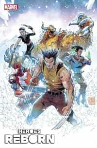 Heroes Reborn Weapon X And Final Flight #1
