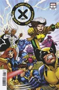 Planet-sized X-men #1 Variant Lim X-men 90s