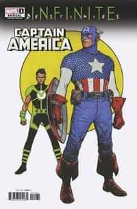Captain America Annual 2021 Variant Charest