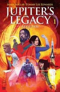 Jupiters Legacy Requiem #1 CVR A Edwards