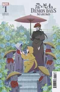 Demon Days Mariko #1 Variant Gurihiru