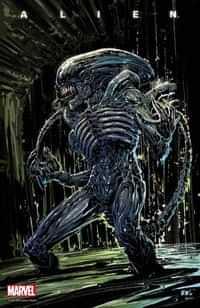 Alien #4 Variant Lashley Var