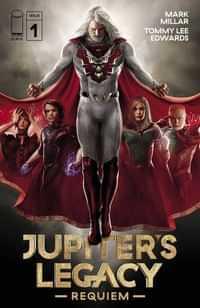 Jupiters Legacy Requiem #1 CVR E Netflix Season 1