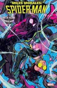 Miles Morales Spider-man #27 Variant Besch Spider-man Villains
