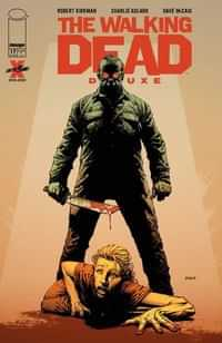 Walking Dead #17 Deluxe Edition CVR A Finch and Mccaig