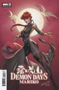 Demon Days Mariko #1 Variant Js Campbell