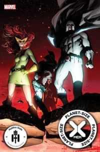 Planet-sized X-men #1