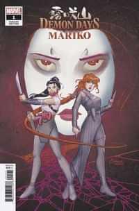 Demon Days Mariko #1 Variant 25 Copy Conner