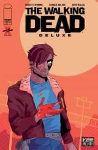Walking Dead #17 Deluxe Edition CVR E Pride Month