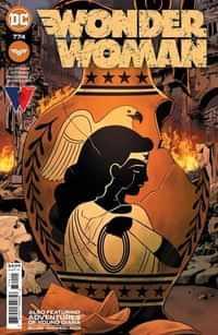 Wonder Woman #774 CVR A Travis Moore