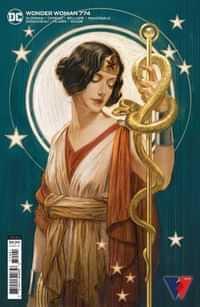 Wonder Woman #774 CVR B Cardstock Joshua Middleton