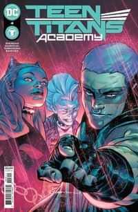 Teen Titans Academy #4 CVR A Rafa Sandoval