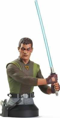 Star Wars Statue Rebels Kanan Jarrus 1/6 Scale Bust