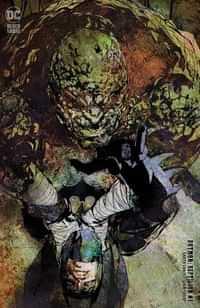 Batman Reptilian #1 Variant 25 Copy Bill Sienkiewicz