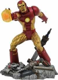 Marvel Gallery PVC Statue Iron Man Comic Version