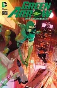 Green Arrow 80th Anniversary 100-page Super Spectacular CVR I 2010s Simone Di Meo