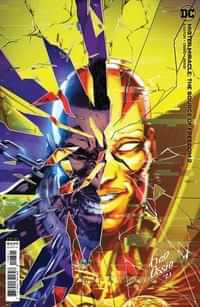 Mister Miracle The Source Of Freedom #2 CVR B Cardstock Fico Ossio