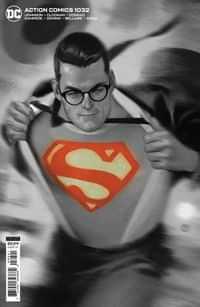 Action Comics #1032 CVR B Cardstock Julian Totino Tedesco