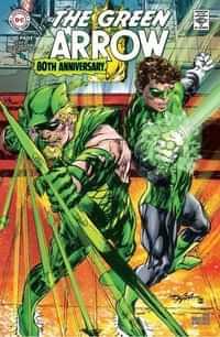 Green Arrow 80th Anniversary 100-page Super Spectacular CVR D 1960s Neal Adams