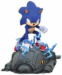 Sonic the Hedgehog Gallery PVC Statue Movie Version