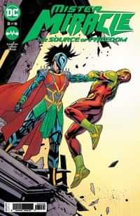 Mister Miracle The Source Of Freedom #2 CVR A Yanick Paquette