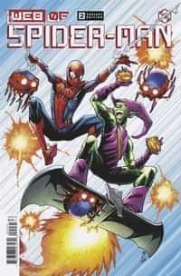 Web Of Spider-man #2 Variant Alburquerque