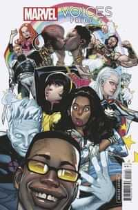 Marvels Voices Pride #1 Variant Coipel