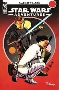 Star Wars Adventures #5 CVR A Francavilla