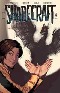 Shadecraft #4 CVR B Mckelvie