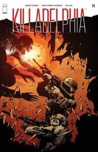 Killadelphia #14 CVR A Alexander