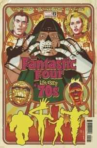 Fantastic Four Life Story #2 Variant Aco