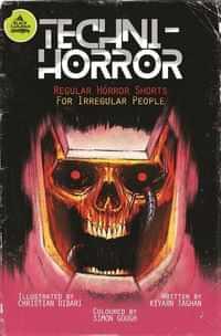 Tales Told In Techni-horror #1 CVR A Christian Dibari