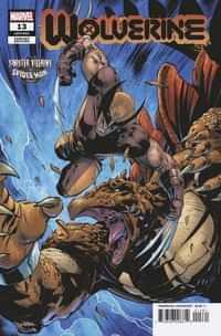 Wolverine #13 Variant Benjamin Spider-man Villains