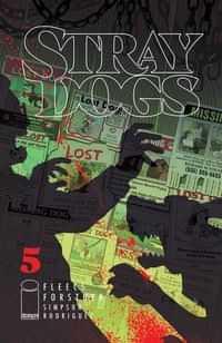 Stray Dogs #5 CVR A Forstner and Fleecs
