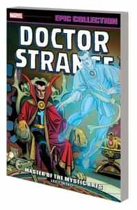 Doctor Strange TP Epic Collection Master Mystic Arts New Printing