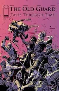 Old Guard Tales Through Time #3 CVR C Fernandez