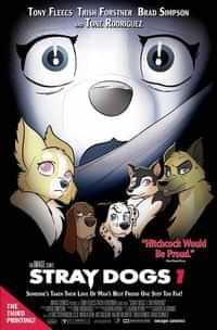 Stray Dogs #1 Third Printing