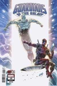 Guardians Of The Galaxy #15 Variant Liefeld Deadpool 30th