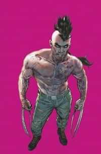 Wolverine #13 Variant 50 Copy Jimenez Pride Month Virgin