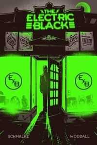 Electric Black #1 Second Printing