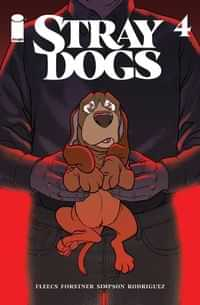 Stray Dogs #4 Second Printing