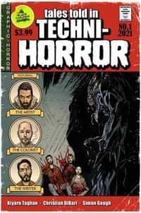 Tales Told In Techni-horror #1 CVR B Christian Dibari Unlock
