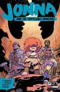 Jonna And The Unpossible Monsters #4 CVR A Samnee