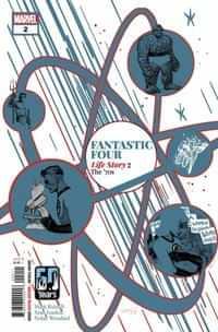 Fantastic Four Life Story #2