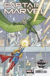 Captain Marvel #29 Variant Lafuente Spider-man Villains