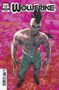 Wolverine #13 Variant Jimenez Pride Month