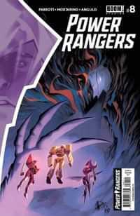 Power Rangers #8 CVR A Scalera